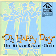 CD - Oh Happy Day (2002)